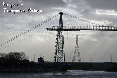 Newport, Transporter Bridge, Wales Pictures, Wales,